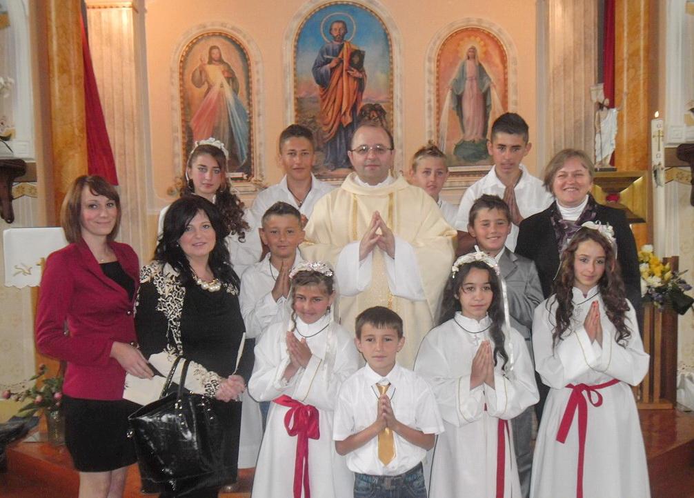 Prvopričesnici 2014. - Vukojevci - Srdelovac (2)