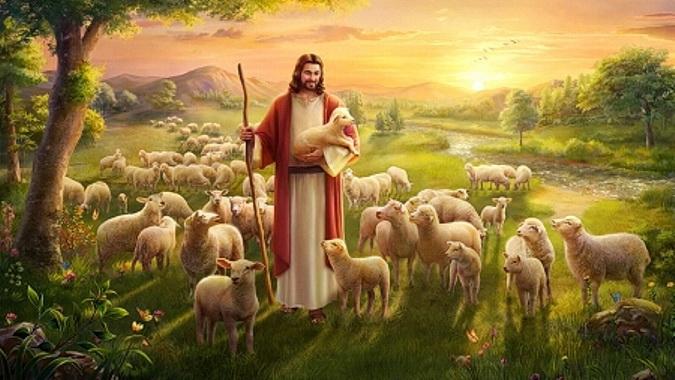 Isus - dobri pastir