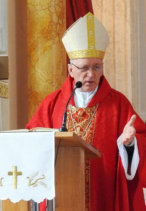 Biskup Antun Škvorčević