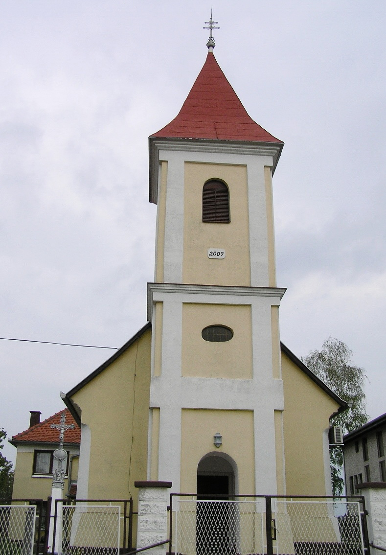 Crkva u Vukojevcima