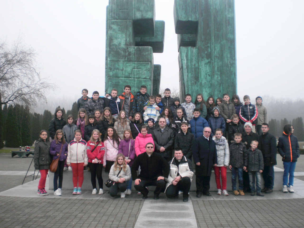 Ministrantsko hodočašće u Vukovar - 7.1.2014.