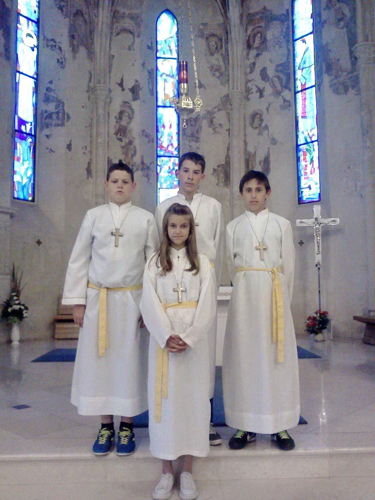 Biskupijski susret ministranata u Požegi 2014 - 22.6.2014.